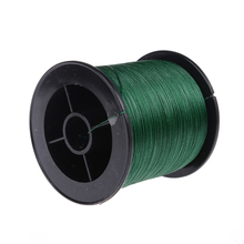 good quality braided line 500M 8Strands super strong fishing equipment line spools  moss green 6LB-100LB multifilament line