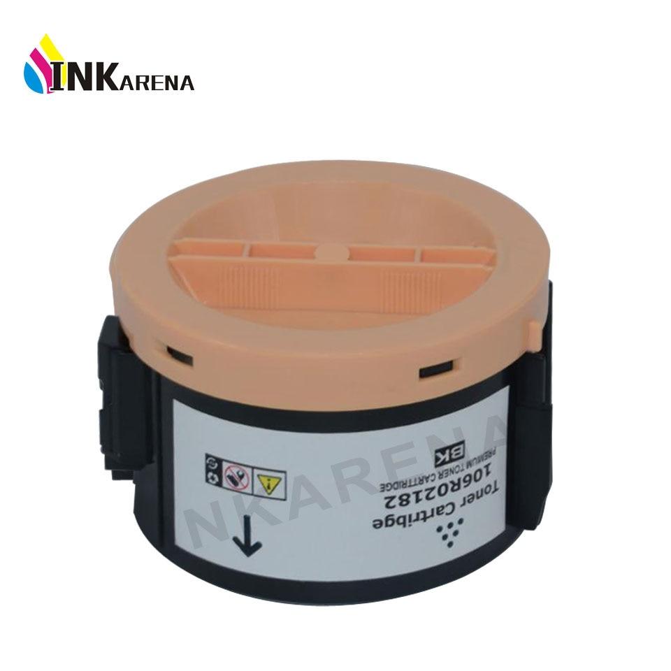 Para Fuji xerox Phaser 3010 3040 WorkCentre 3045 3045b cartucho de toner de Impressora a laser toners Tambor Pó 106R02182 106R02183
