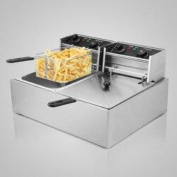 Commercial Fryer For Fast Food deep Fryer / deep fryer Machine