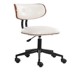 Твердой древесины компьютерный стул. Дома Офисное Кресло