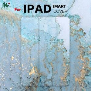 Image 2 - Goud Marmer Flip Cover Voor Ipad Pro 9.7 11 Air 4 10.5 10.9 12.9 10.2 2020 Mini123 4 Mini5 Tablet case Cover Voor Ipad 9.7 2019