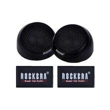 Free shipping Car Audio 2Pcs Tweeter Speakers Full Range Audio Speaker Car Accessories 4 Ohm 25W Loudspeaker