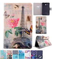 For Samsung GALAXY Tab 3 Lite SM- T110 T111 Black / White Touch Screen  Sensor Digitizer Glass + LCD Display Screen Panel Monitor