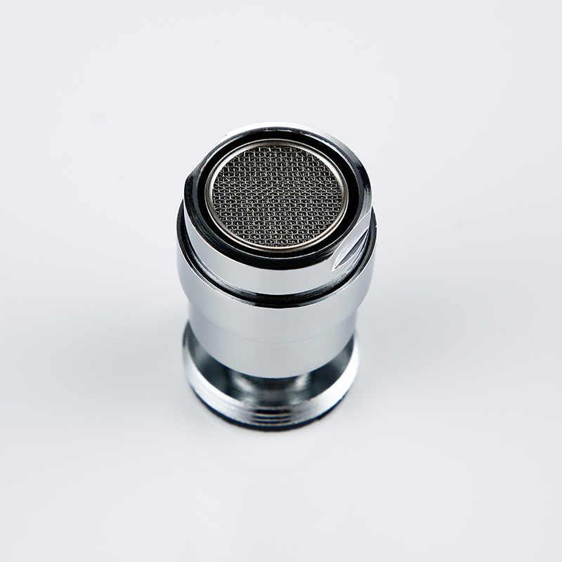 Smesiteli 360 stopni obrotowa bateria Aerator wody Bubbler perlator do łazienki kuchnia bateria bidetowa filtr siateczkowy akcesoria