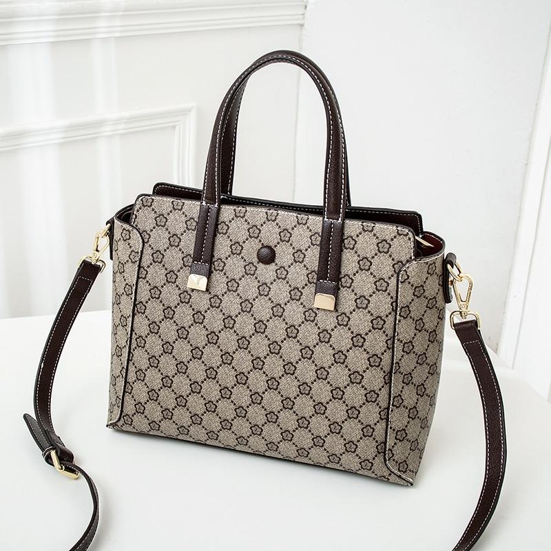 Large capacity Luxury Shoulder bags for ladies luxury handbags women bags designer Fashion Big Messenger Bag Women Female Bag