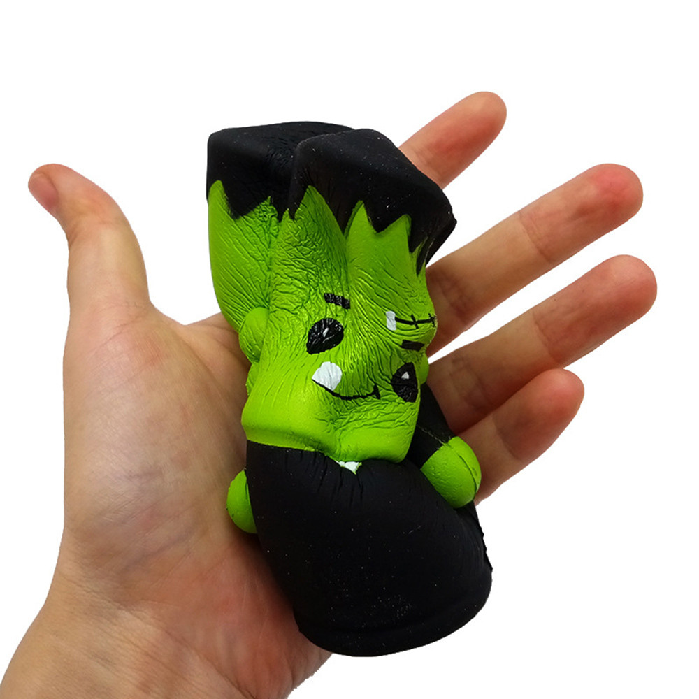 Hulk Wizard Squishy 3