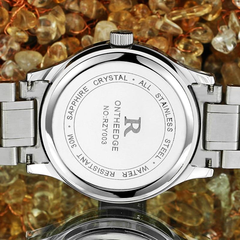 Relojes para hombre RONTHEEDGE Marca de lujo superior Hombres Relojes - Relojes para hombres - foto 4