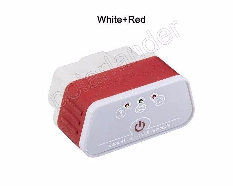 Car code reader tester decoder high quality ELM327 Mini Bluetooth OBD OBD2 Car Auto Diagnostic Scan Tool