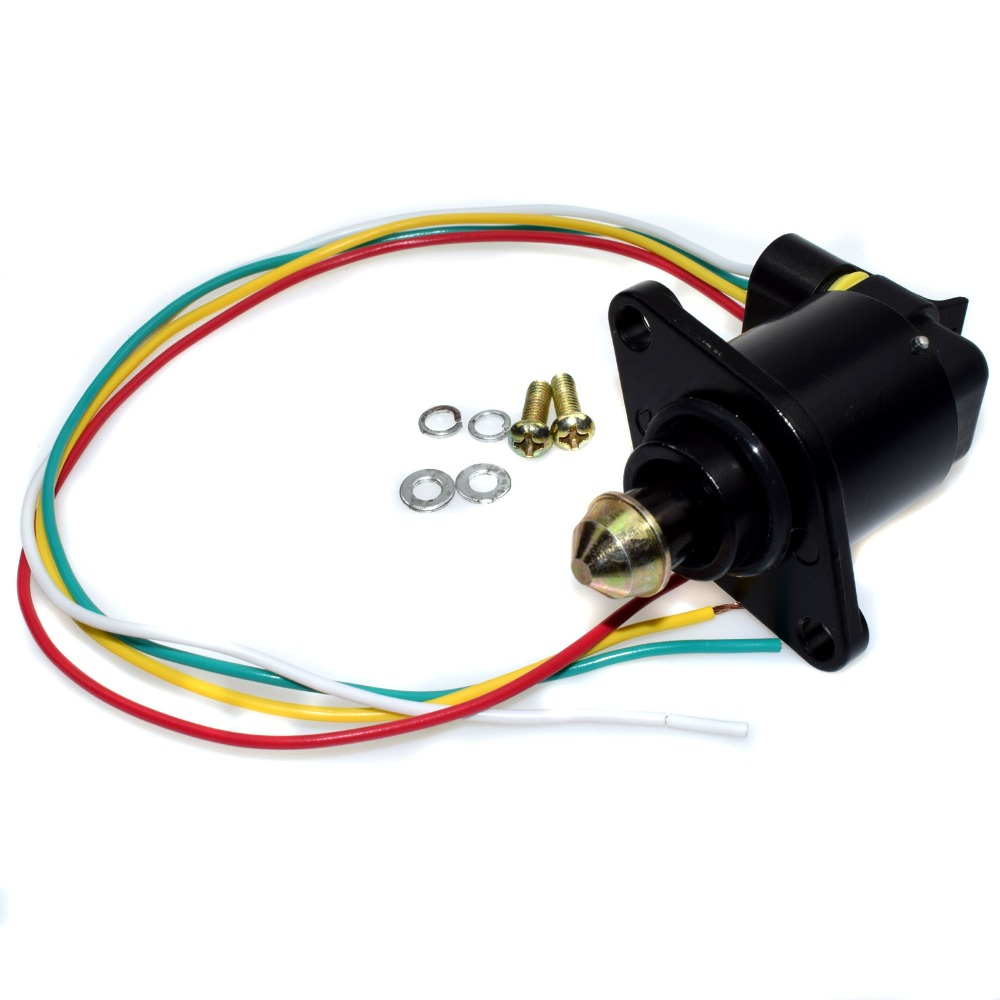 Isance Idle Air Control Valve Iac Wire Connector Plug 4626052 1992 Jeep Laredo Wiring 17119280 Ac151 2h1142 For Tj Wrangler Grand Cherokee 40l In Intakes From
