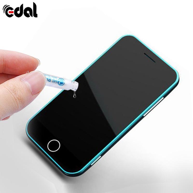 EDAL Must-Try Pilns neredzams NANO šķidrās tehnoloģijas izliektais malu skārienjūtīgais ekrāns universālajiem tālruņiem
