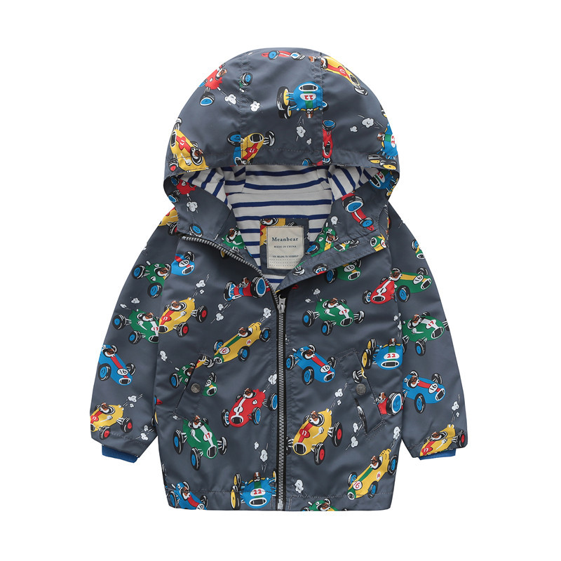 New 2018 spring autumn children kids jackets outwear baby boys girls windproof waterproof jackets coats outwear spring and autumn kids clothes pu leather girls jackets children outwear for baby girls boys zipper clothing coats costume 4 13y