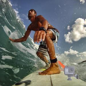 Image 3 - Fantaseal Duiksport Drijvende Polsband + Hand Grip Houder voor GoPro Hero 8 7 6 5 4 Zwart Sessie SJCAM Eken Action Cam