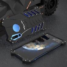 Aluminum Metal Case For Huawei Honor Magic 2 Back Cover Magic2 Hard Shockproof Bumper