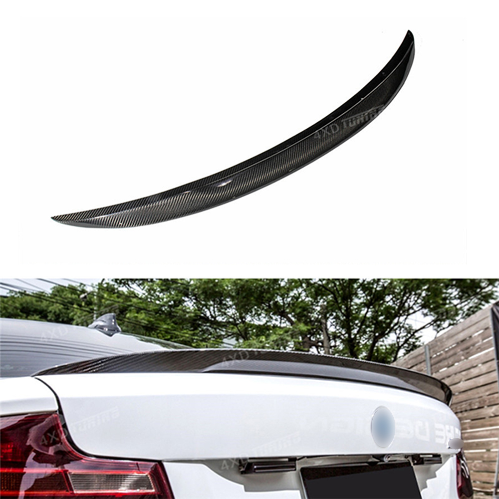 For BMW F22 Carbon Fiber Rear Spoiler P Style 2 Series F22 Coupe F23 Convertible M2 F87 218i 220i 228i M235i F22 Spoiler 2014-UP кукла lalaloopsy белоснежка 32 см 035051535676