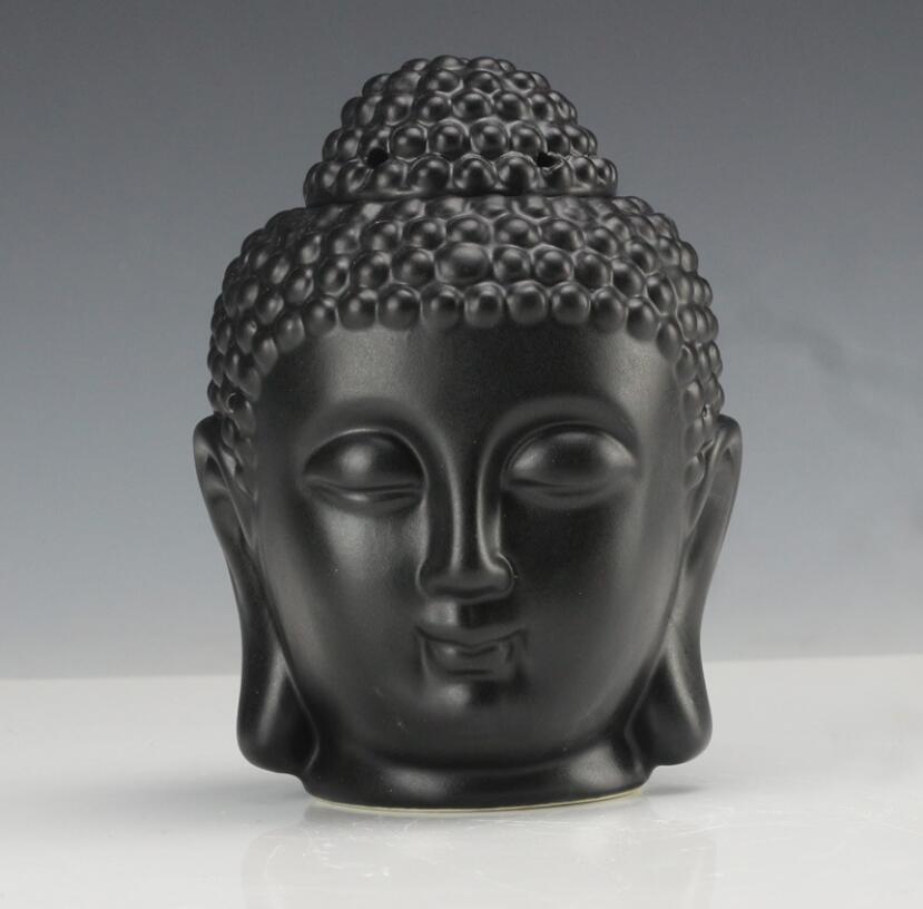 Wax Tarts Fragrance Essential Oils Thai Buddha Head Aromatherapy Oil Burner