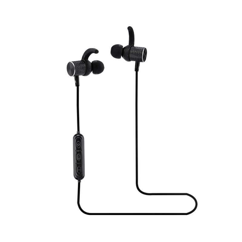 Bluetooth Earphones Wireless Sports Headphones Magnetic Earbuds Stereo Music Headset With Mic For Cell phone Iphone Samsung