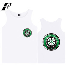 LUCKYFRIDAYF FLOGGING MOLLY Vest Hot Fashion Music Women Summer Sleeveless T-shirt Punk Music Cool Soft Cotton Oversized Boys
