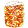 20M 66ft LED Waterproof Starry String Lights Decor Rope Lights For Seasonal Decorative Christmas Holiday Wedding