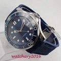 BLIGER Luxus Marke Datum Männer Uhren Mode Kreative Automatische Armbanduhr Rotierenden Keramik Lünette Männlich Uhr Reloj Hombre