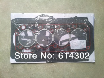 full gasket kit weifang Ricardo K4100 diesel engine parts including cylinder head gasket and all gasket of this engine oil temperature gauge for weichai weifang 4102 series diesel engine parts marine engine parts generator parts