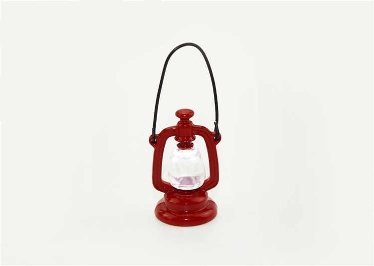 1:12 весы Ретро масляная лампа кукольный домик Миниатюрная игрушка кукла еда кухня гостиная аксессуары