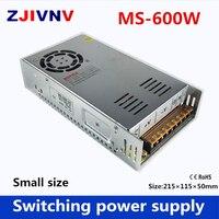 600W small size Switching Power Supply single output AC DC 5v 12V 13.8v 15V 24V 27V 36V 48V 50V 60V 72V ,SMPS 12V 50A, 15v 40A