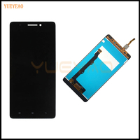 YUEYAO LCD Screen For Lenovo A7000 LCD Screen Display With Touch Screen Digitizer Assembly Black