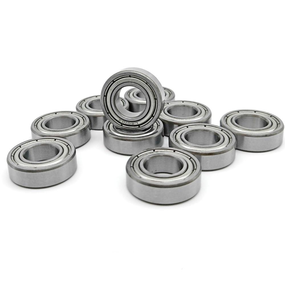 10pcs L2010ZZ MR2010ZZ SB10206 10X20X6 10206 L2010Z MOCHU Deep Groove Ball Bearings
