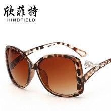 sunglasses big frame oversized Spectacles tortoiseshell framed sun glasses women brand designer Leopard and white frames