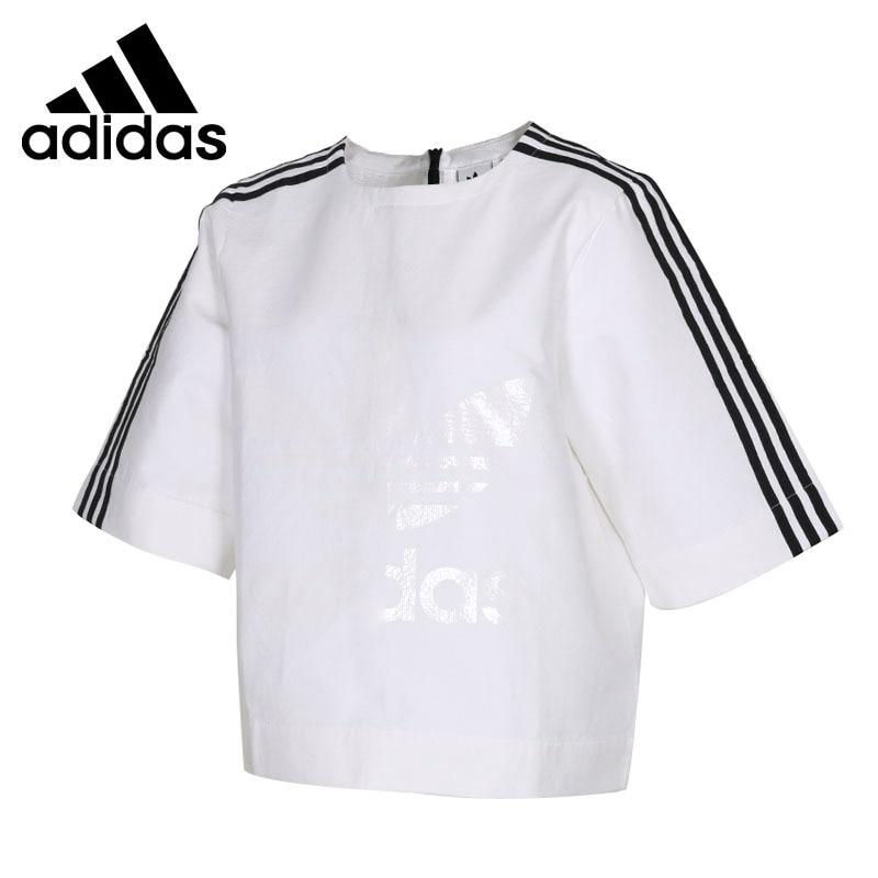 Original New Arrival 2018 Adidas Originals Women's T-shirts short sleeve Sportswear original new arrival 2017 adidas originals men s t shirts short sleeve sportswear