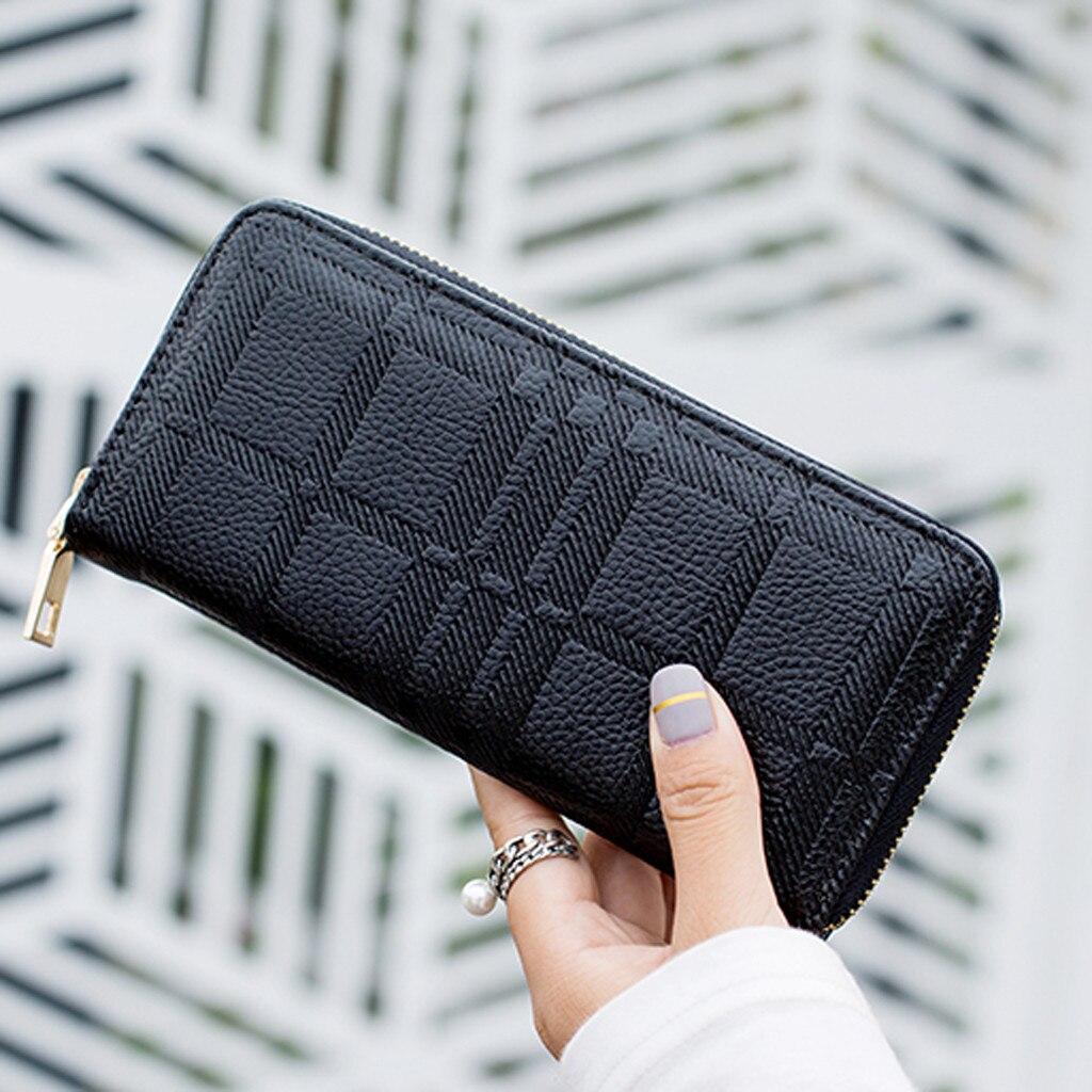 OCARDIAN Wallet Women's Handbag Coin-Card-Holders Vintage Dropship High-Quality Long