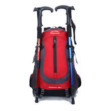 40L Waterproof Durable Outdoor Climbing Backpack Women&Men Hiking Athletic Sport Travel Backpack Climbing Bags High Quality