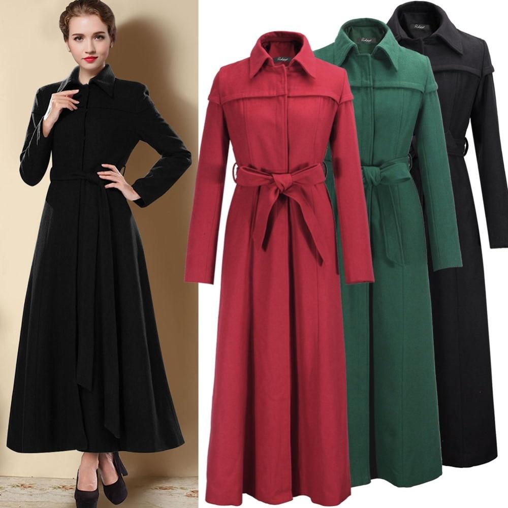 Popular Winter Red Dress Coat Women-Buy Cheap Winter Red Dress