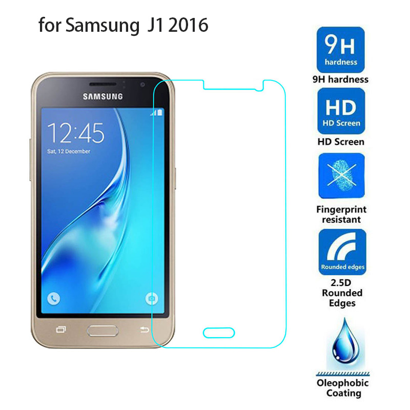 2016 New 0.3mm Tempered Glass Screen Protector Film Cover For samsung S4 S5 S6 J1 MINI A5 J3 J5 S6 PRIME NOTE4 protective