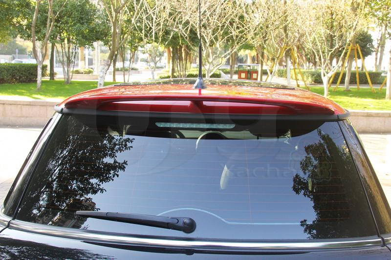 2006-2013 Mini Cooper R55 R56 R57 John Cooper Works Style Roof Spoiler FRP (9)