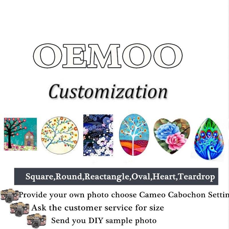 Handmade Professional Customized Ask Customer Service Flatback Glass Cameo Cabochon Domed DIY Jewelry Photo Pendant Setting цена