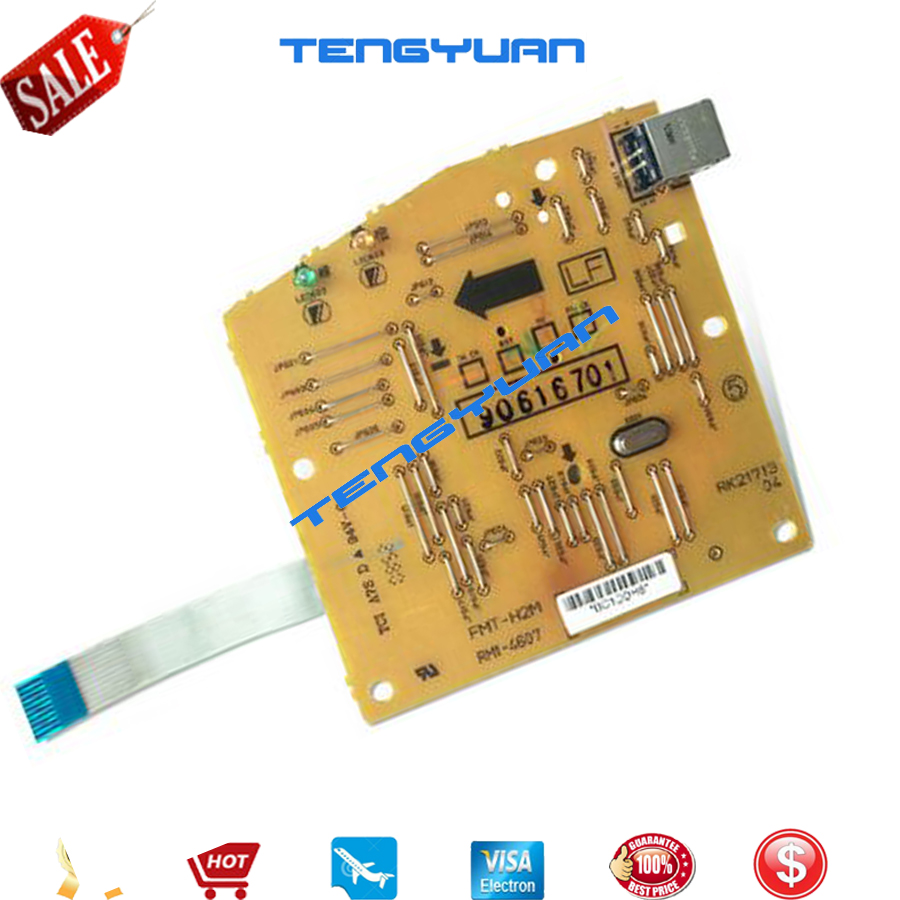 Free shipping NEW for HP P1005/1007 Formatter Board RM1-4607-000 RM1-4607 printer parts on sale винный шкаф caso wineduett touch 21