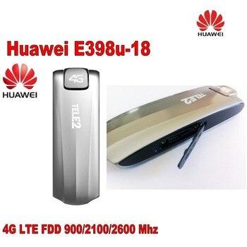 Lot of 100pcs unloked huawei E398 E398u-18 LTE-FDD 4G cat3 wireless modem,DHL shipping