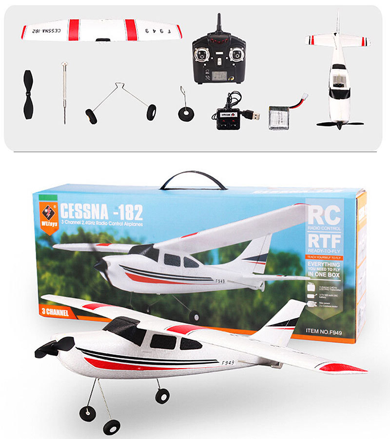 F949-3CH-RC Airplane-Aircraft Quadcopter-RC Toys-display-f