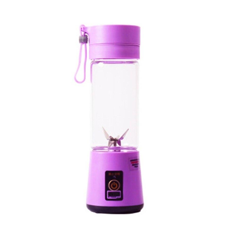 HTB1V0LrRbvpK1RjSZPiq6zmwXXar Portable Size USB Electric Fruit Juicer Handheld Smoothie Maker Blender Rechargeable Mini Portable Juice Cup Water