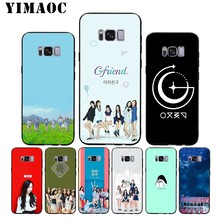YIMAOC A22 Gfriend K Pop Soft Silicone Case for Samsung Galaxy A3 A5 A6 Plus 2017 2017 2016 S6 S7 Edge S8 S9 Plus & Note 8 9(China)