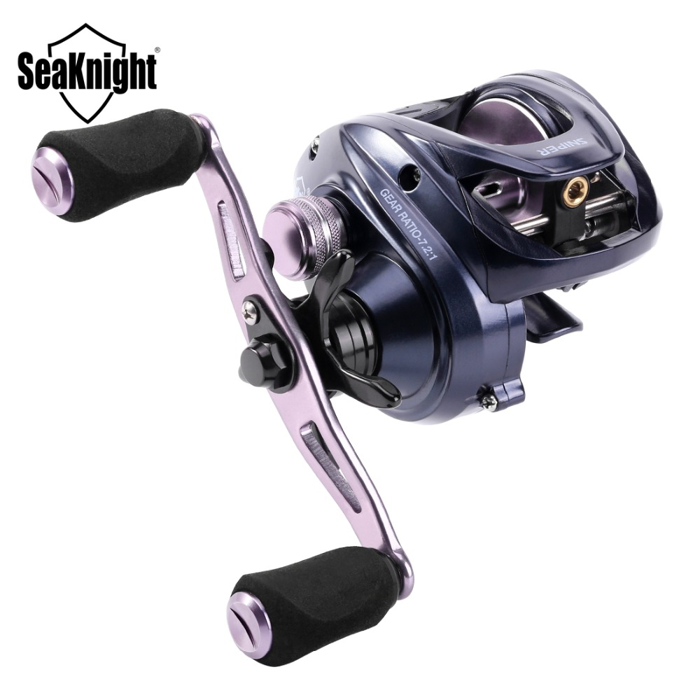 2018 New SeaKnight High Speed Casting Reel SNIPER Anti Corrosive 11kg 11BB 7 2 1 Metal