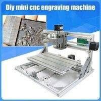 CNC 3018 Стандартный DIY цифровой мини гравировальный станок с ЧПУ древесины детали для фрезерного станка