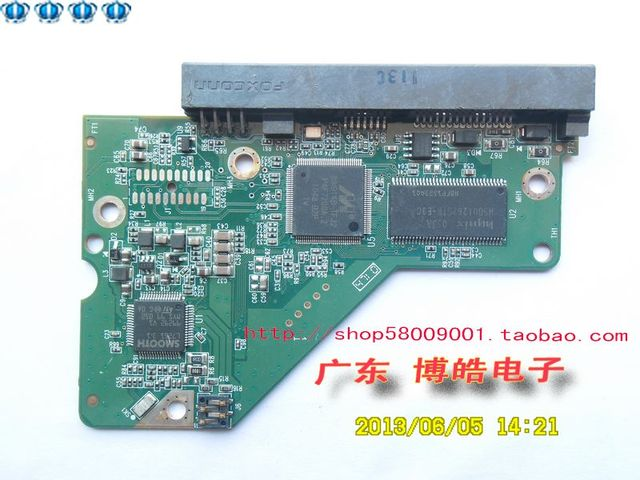 Hard drive circuit board 2060-771698-002 WD15EARS WD20EARS WD20EURS