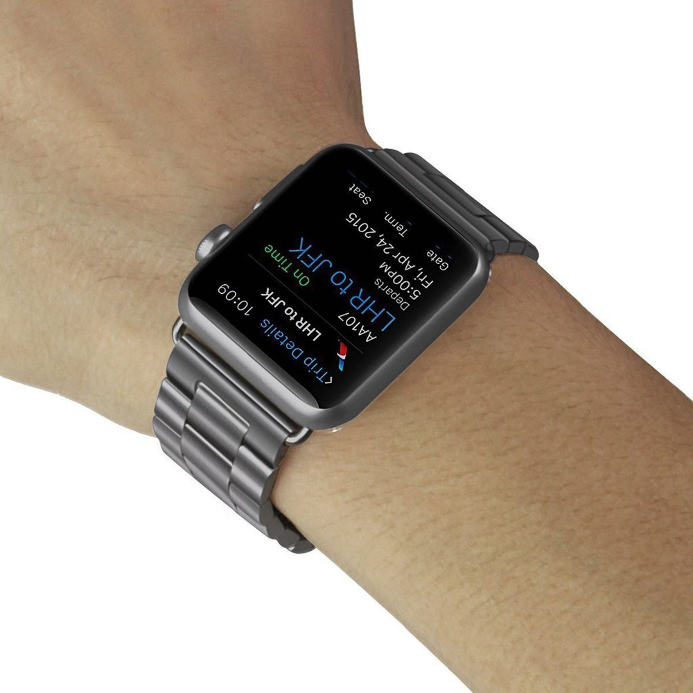 Stainless Steel Watchband for iWatch Apple Watch / Sport
