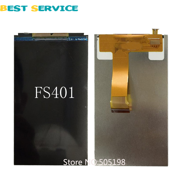 High Quality 100% Guarantee For Fly FS401 FS403 FS451 FS452 FS501 FS502 LCD Screen Display 1PC /Lot Free Shipping