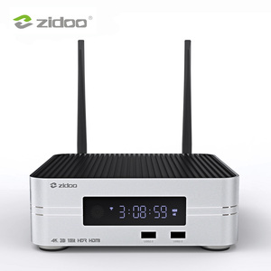 Zidoo Z10 4K HDD Media Player Up to 10TB