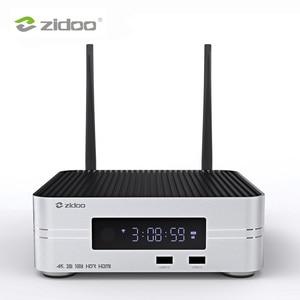 Zidoo Z10 Smart TV Box Android
