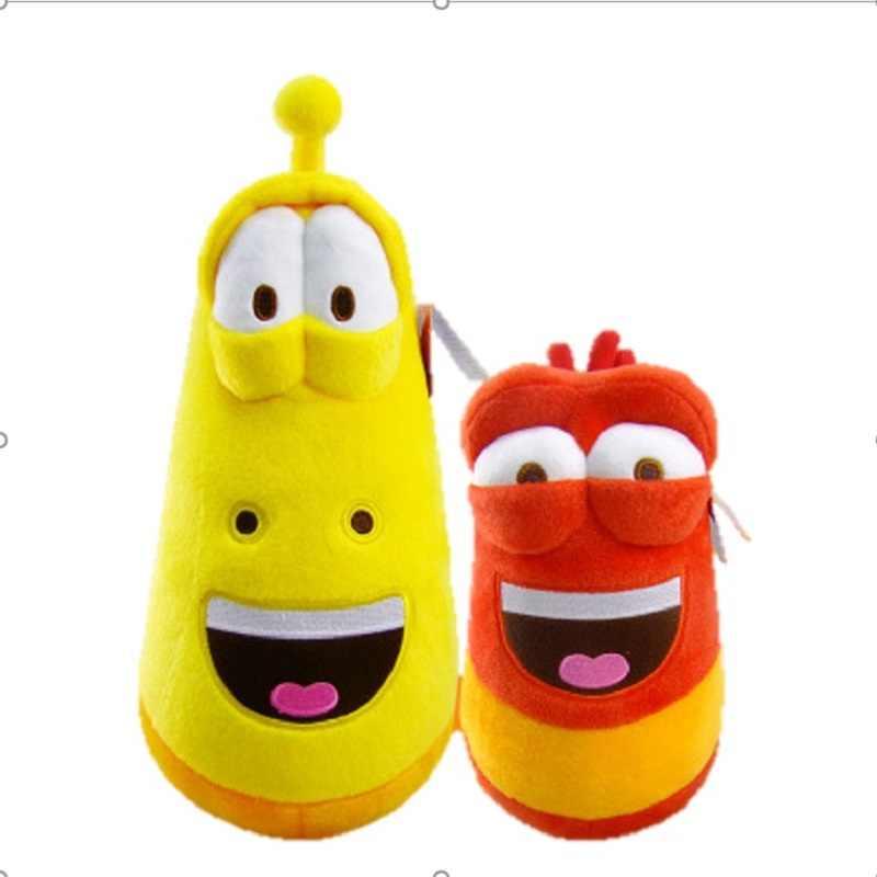 10-20 см 2 стиля милый плюшевый пуль насекомых Забавный червяк плюшевые игрушки мягкие игрушки-черви каваи подарок на день рождения корейский аниме игрушки