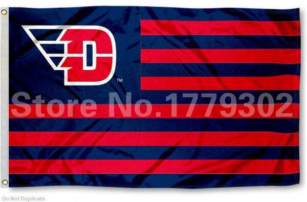 University of Dayton Flyers Flag 3 \u0027 X 5 \u0027 Fan bandera 150 X 90 CM